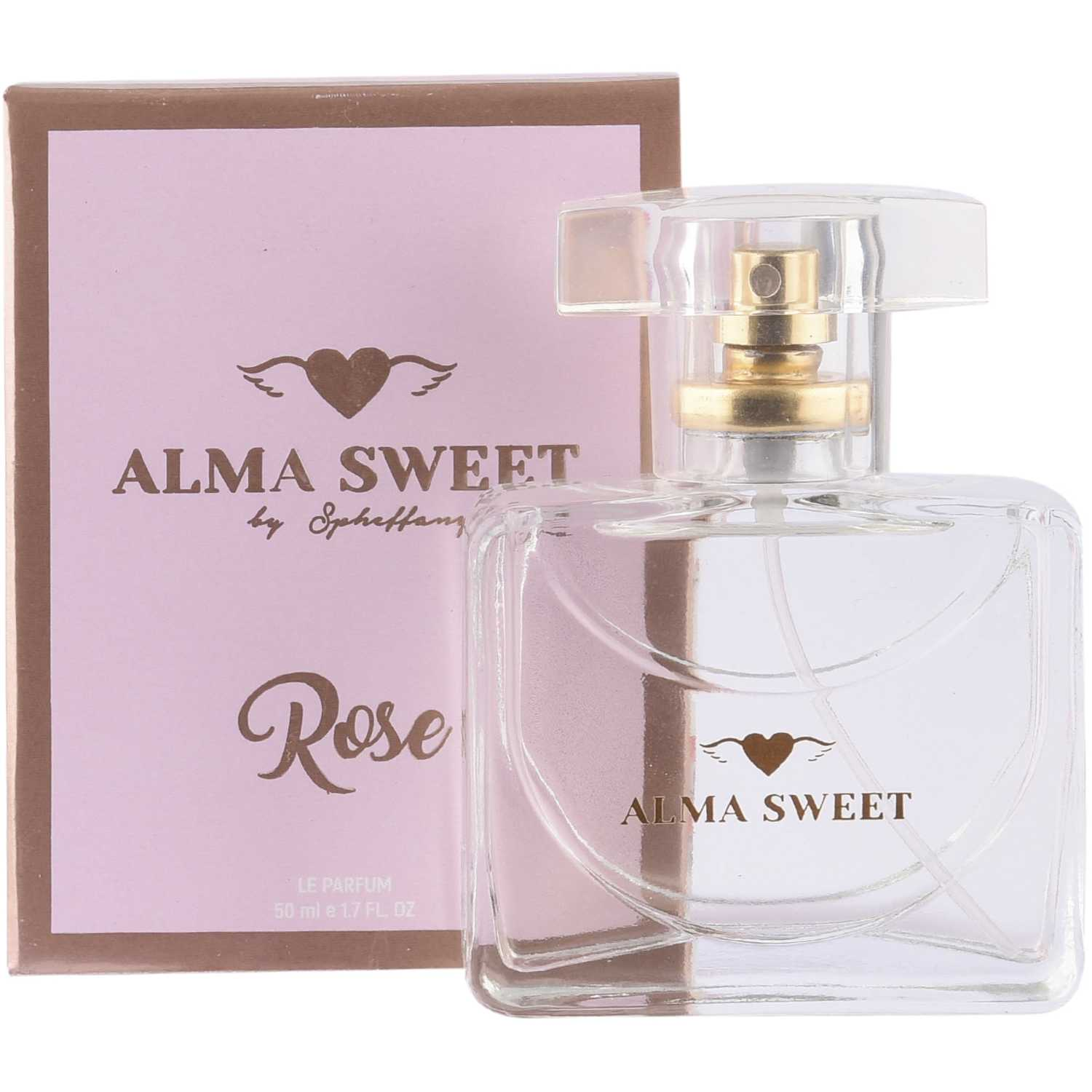 Alma Sweet Rose Sin color Colonia