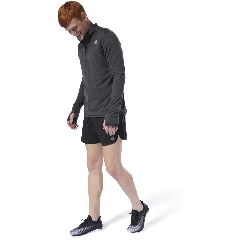 Reebok re quarter zip Negro Hoodies y Sweaters Fashion