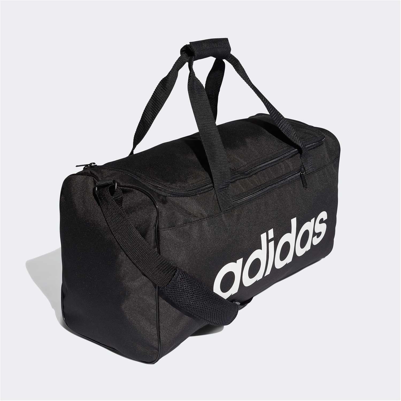 Adidas lin core duf m Negro Duffels deportivos