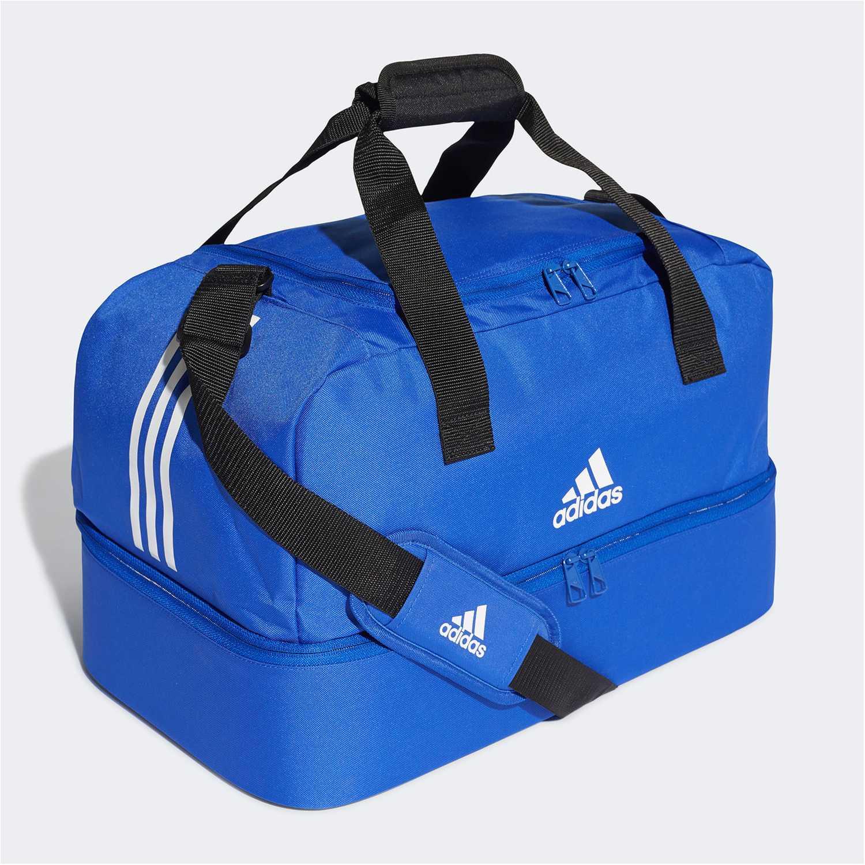 Adidas tiro du bc s Azul Duffels deportivos