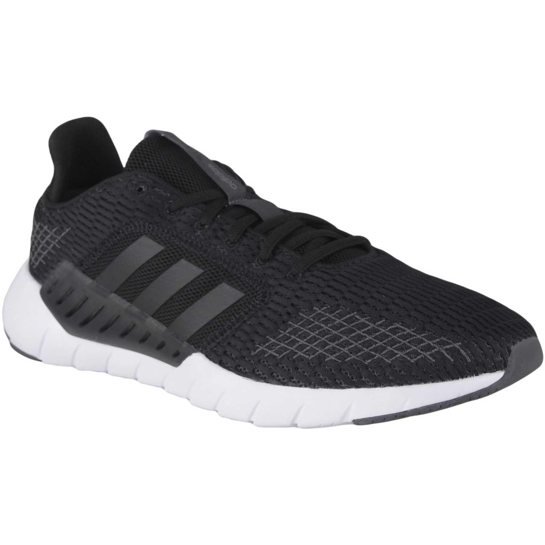 Adidas asweego cc Negro / blanco Running en pista