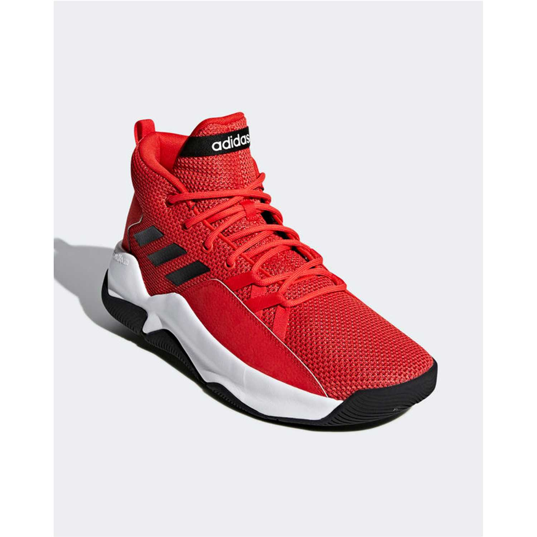 Adidas streetfire Rojo / blanco