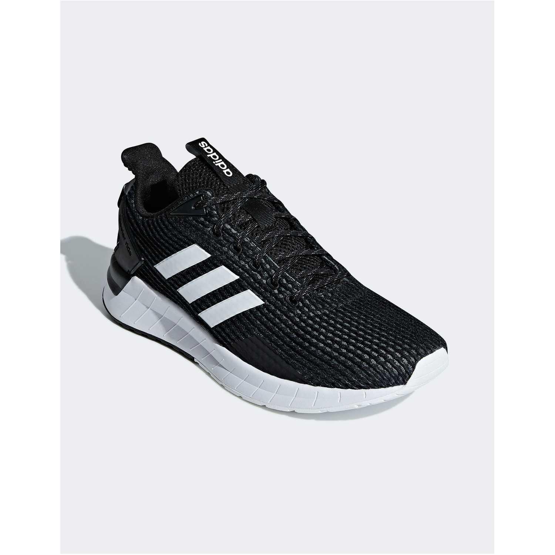Adidas questar ride Negro / blanco Running en pista