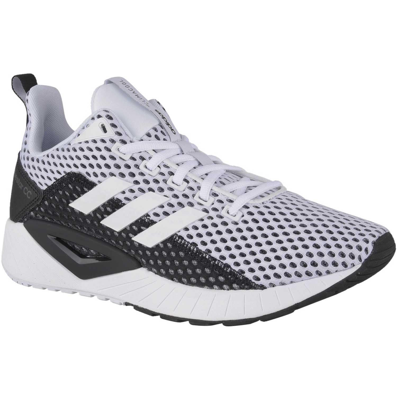 Adidas questar climacool Gris / negro Running en pista