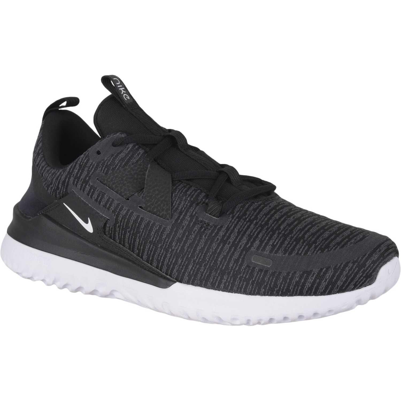 Zapatilla de Hombre Nike Negro / blanco nike renew arena