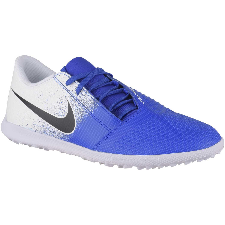Deportivo de Hombre Nike Blanco / azul phantom venom club tf