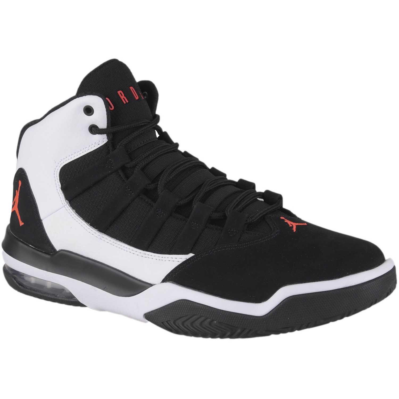 Nike jordan max aura Negro / blanco Hombres