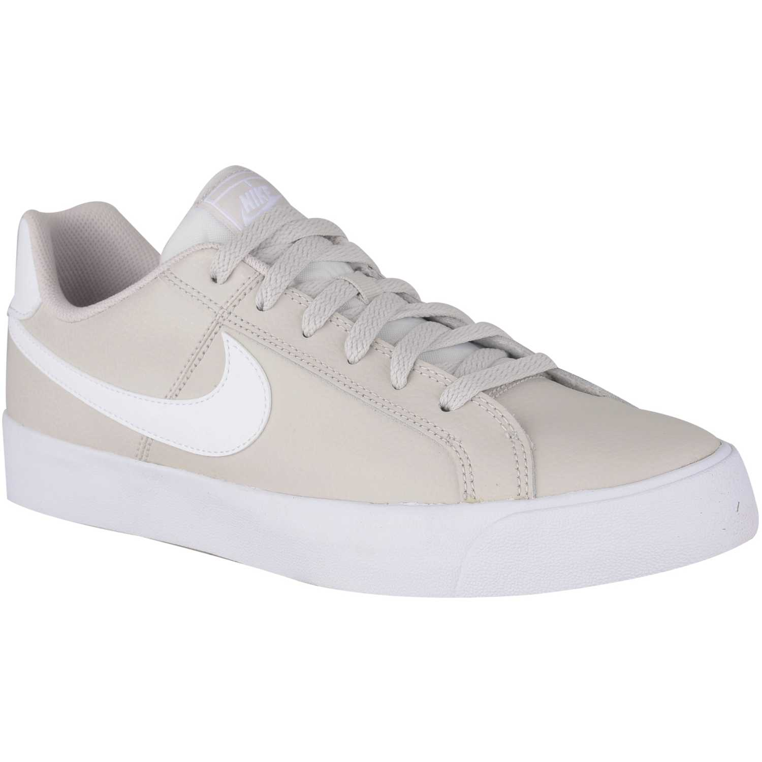 Zapatillas color blanco de casual nike Court Royale 833535 107