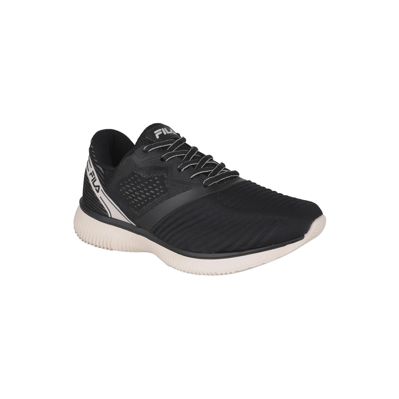 Fila tenis fila course feminino Negro /gris Walking