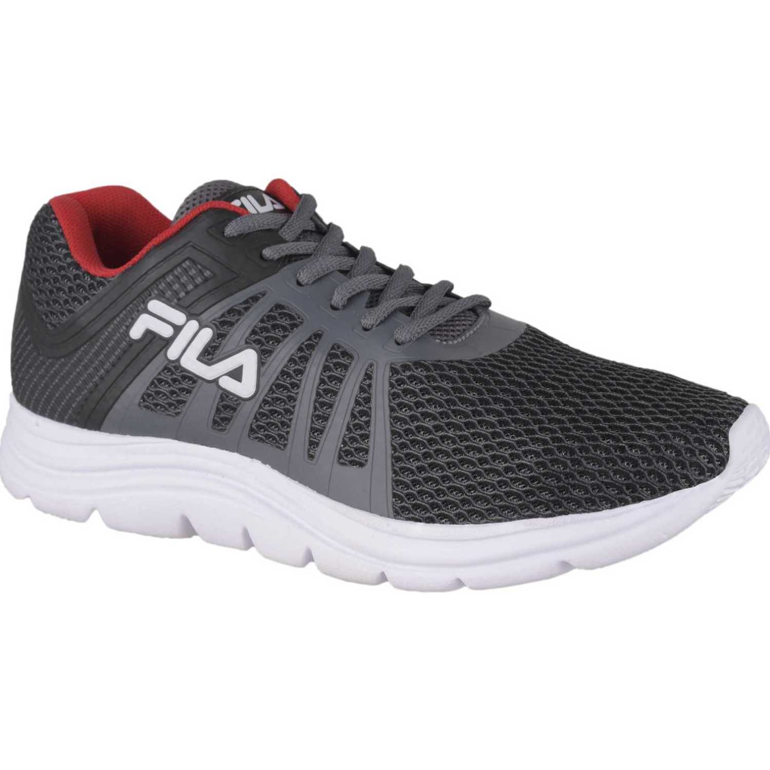 Fila tenis fila finder masculino Negro /gris Walking