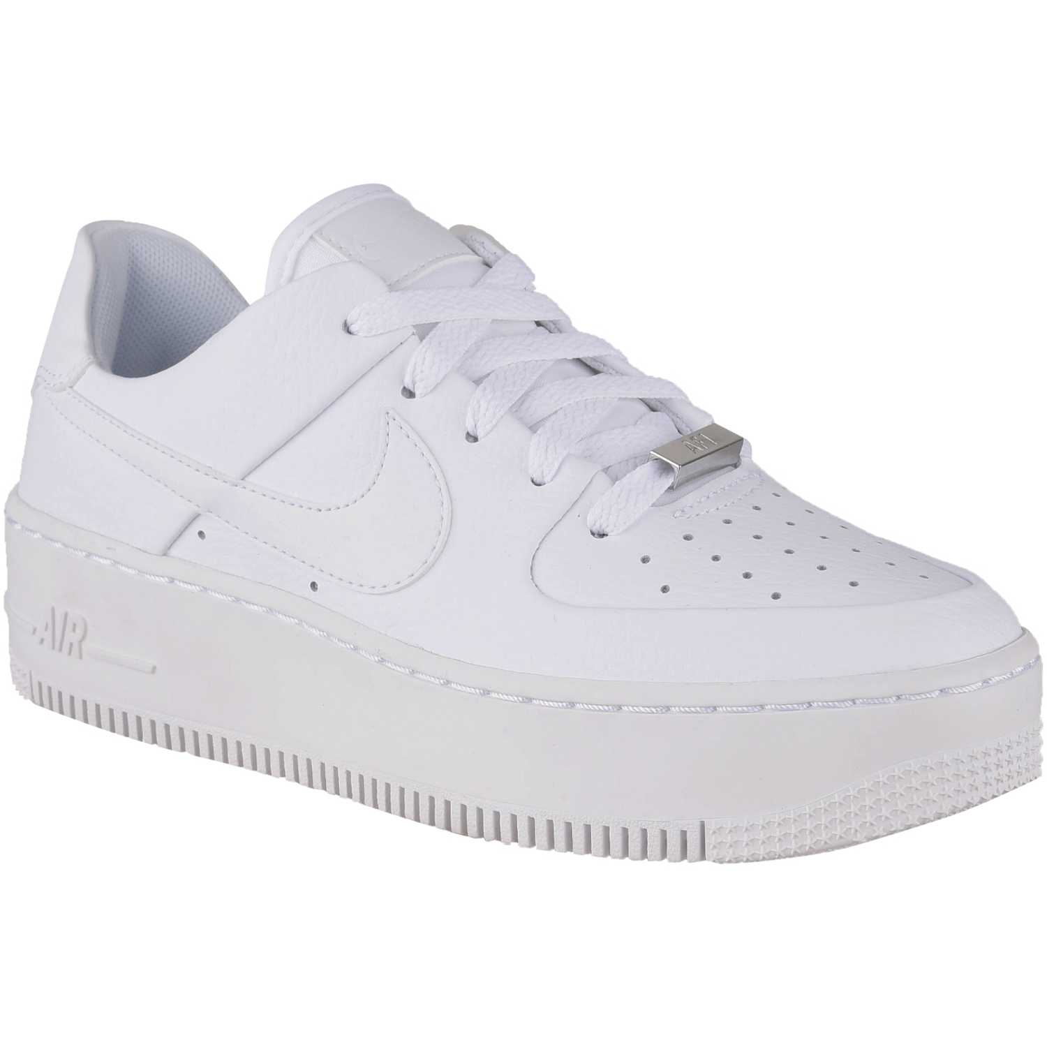Casual de Mujer Nike Blanco wmns af1 sage lce xx