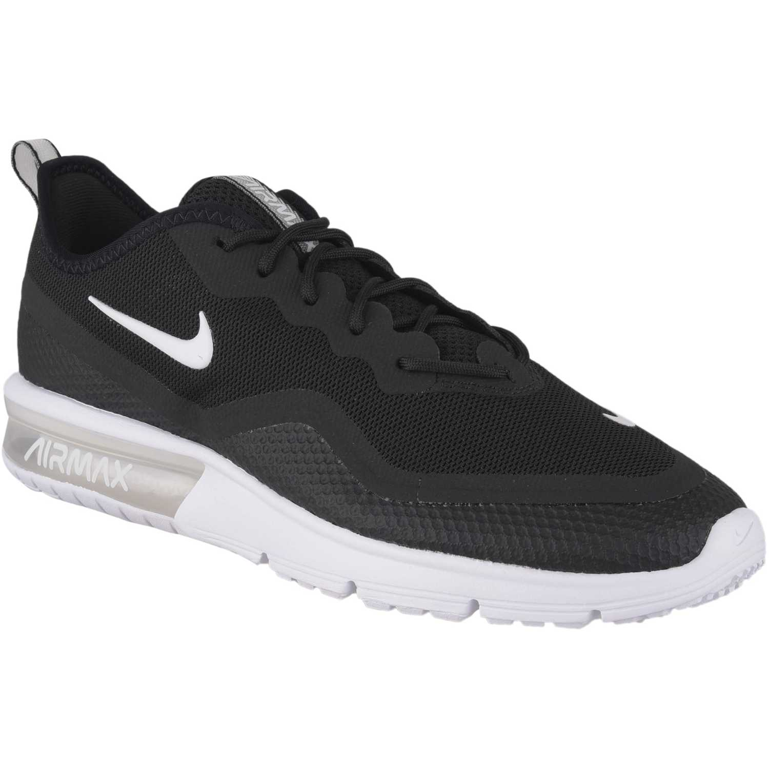 Nike nike air max sequent 4.5 Negro blanco Running en