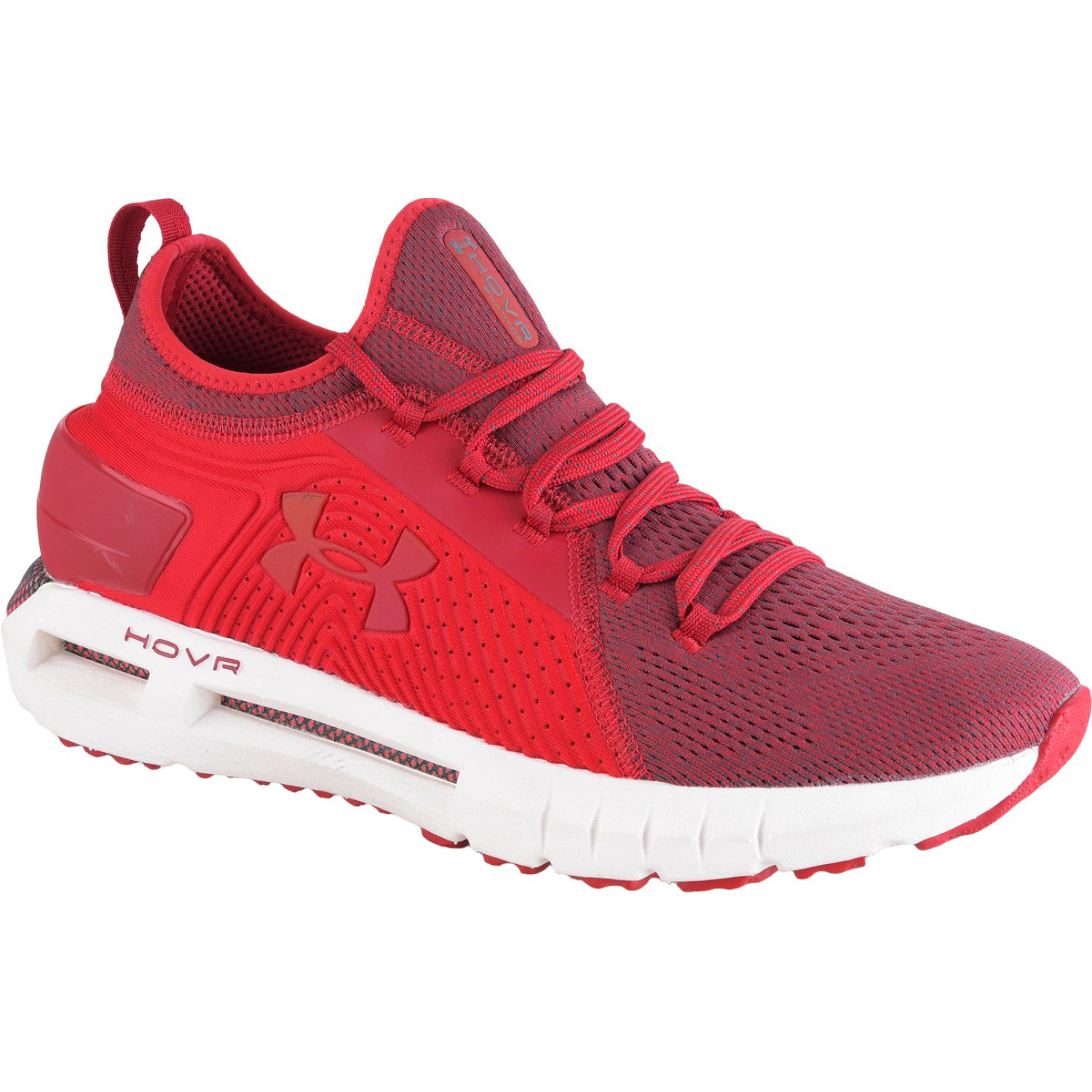 Under Armour ua hovr phantom se Rojo / blanco Running en pista