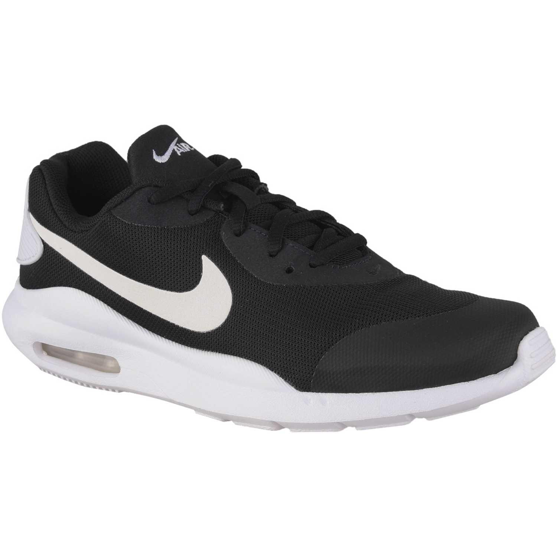 Zapatilla de Jovencito Nike Negro / blanco nike air max raito bg