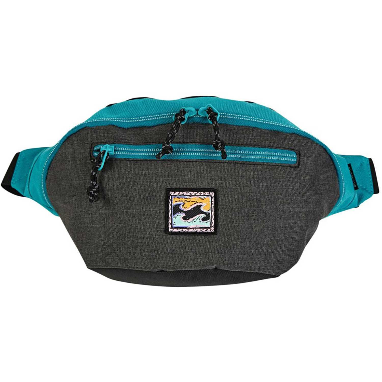 Billabong java waistpack PLOMO / TURQUESA Canguros
