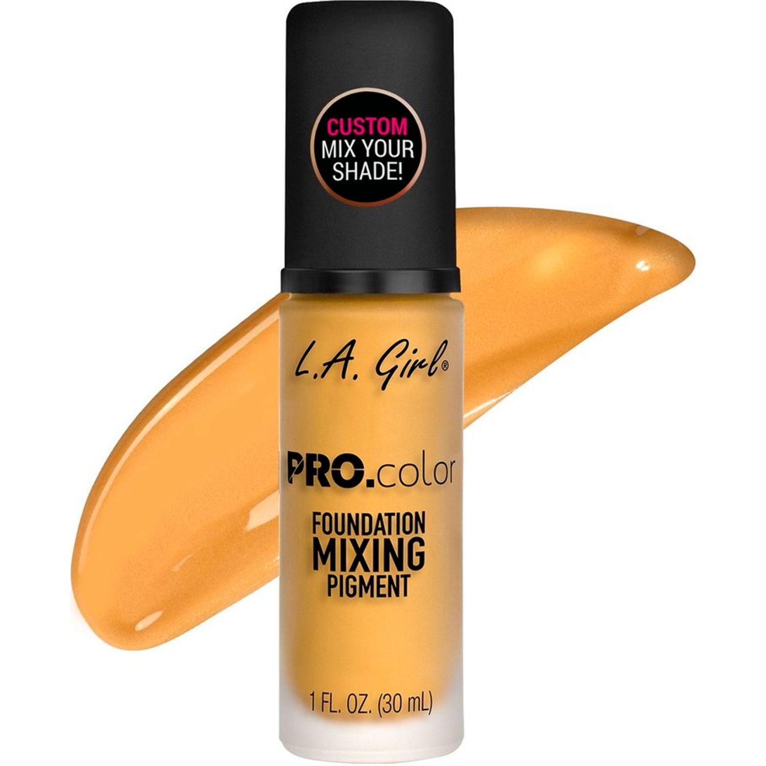L.a. Girl PRO.COLOR FOUNDATION MIXING PIGMENT Yellow Fundación