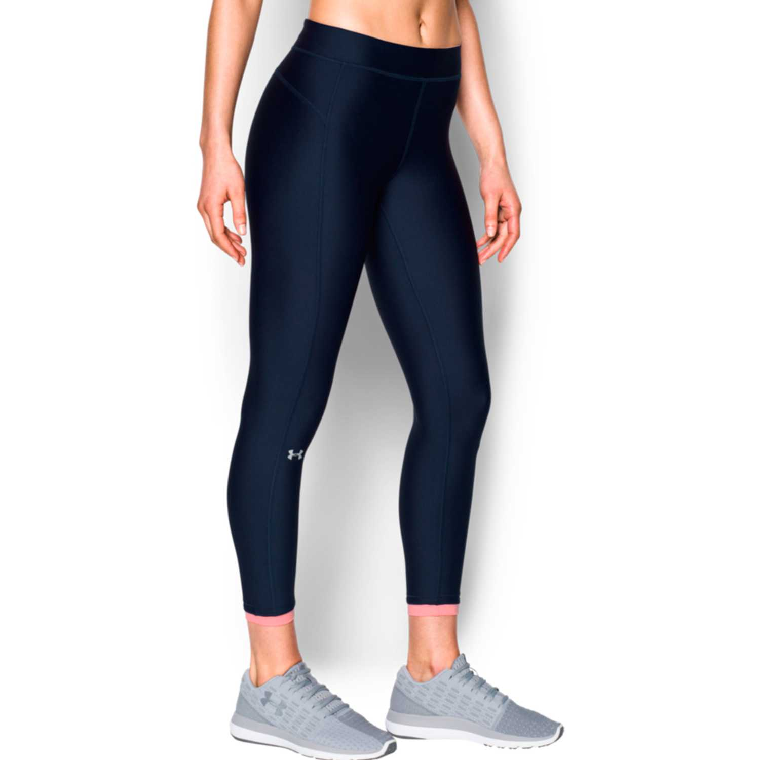 Leggin de Mujer Under Armour Navy ua hg armour ankle crop