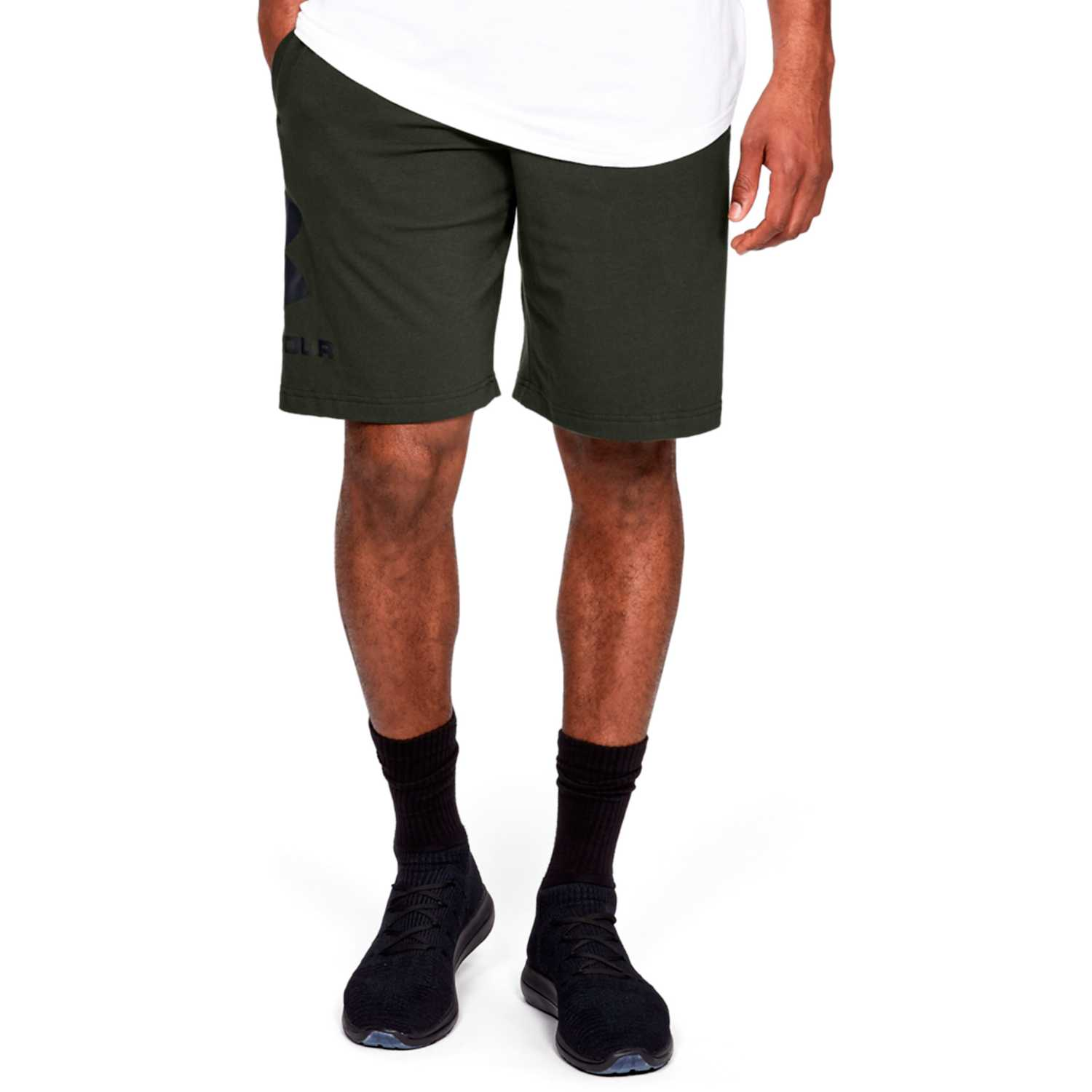 Under Armour ua sportstyle cotton graphic short Militar Shorts Deportivos