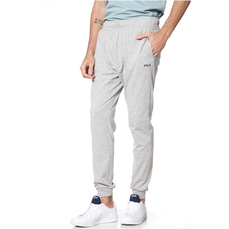 Pantalón de Hombre Fila Gris calca masc. fila jog cross day