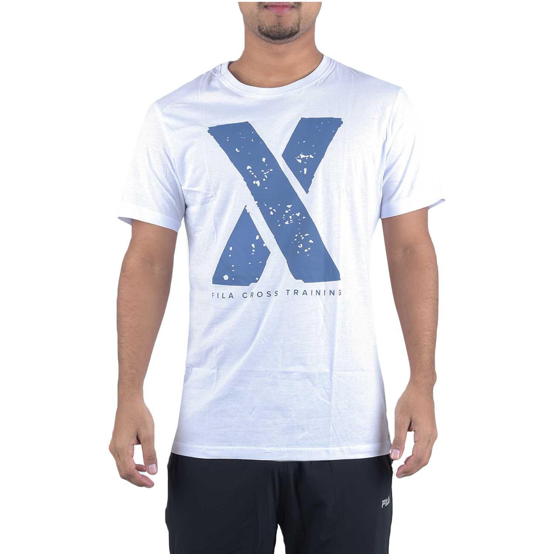 Fila camiseta masc. fila fxt11 Blanco Camisetas y Polos Deportivos