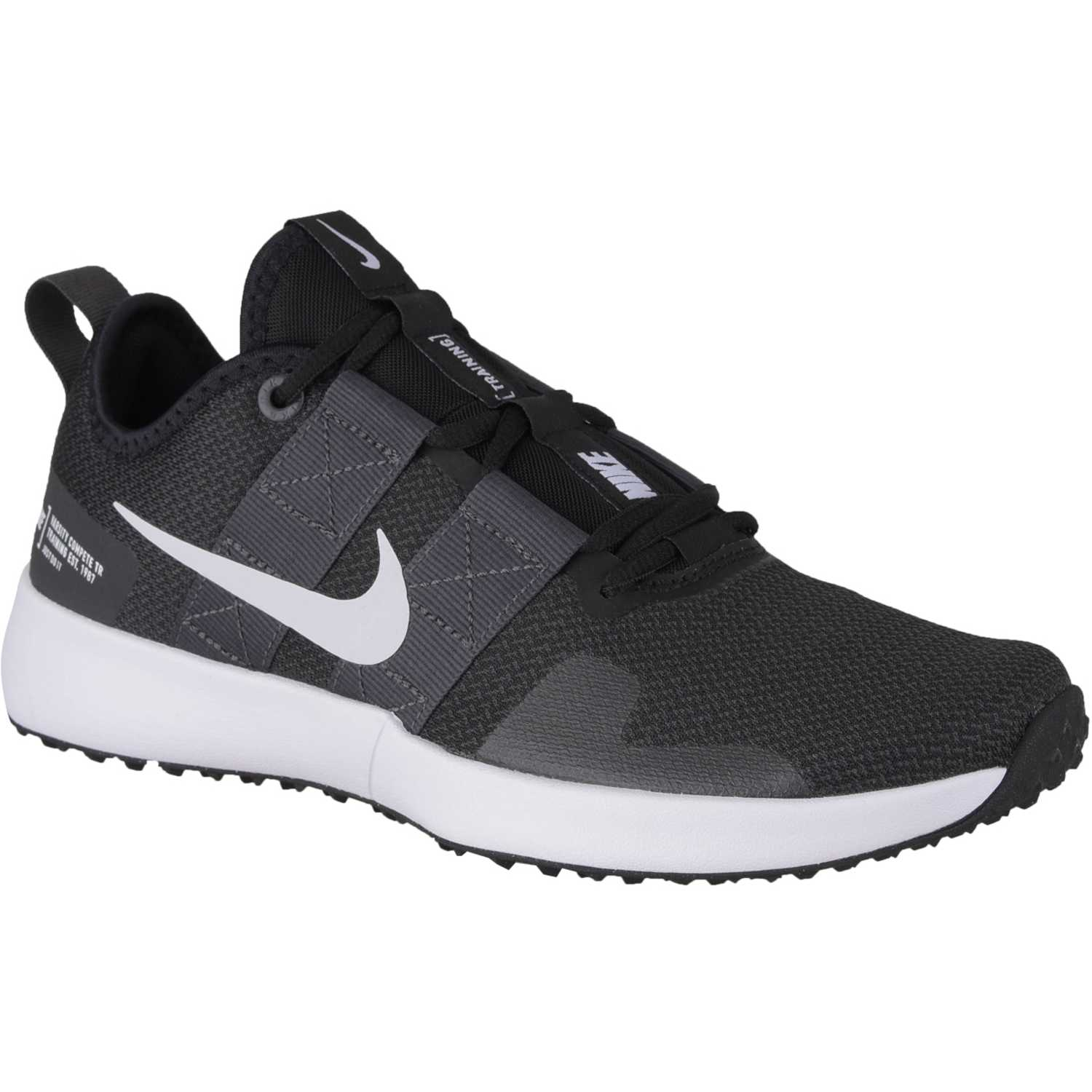 Nike Nike Varsity Compete Tr 2 Negro / blanco Hombres