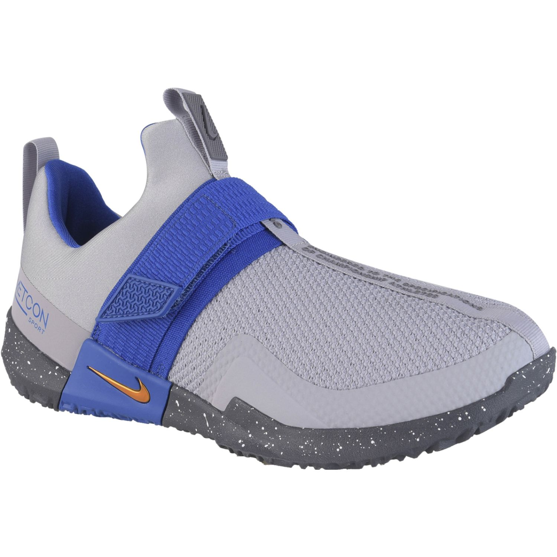 Nike nike metcon sport Gris / azul Hombres