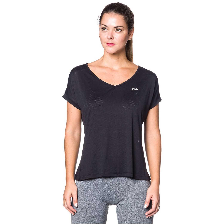 Fila blusa fem. fila dots Negro / blanco Camisetas y Polos Deportivos