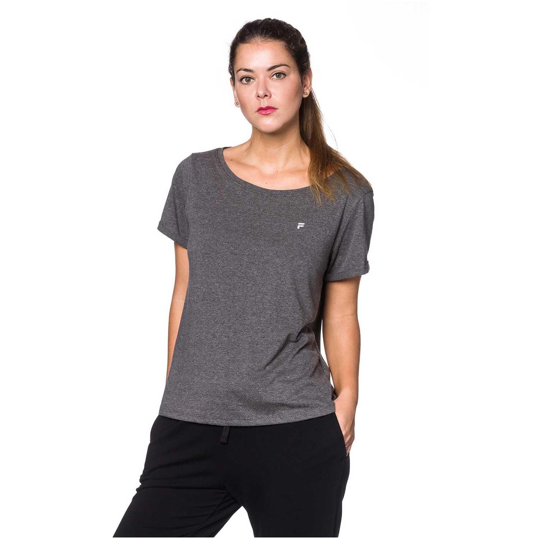 Polo de Mujer Fila Plomo camiseta fem. fila trendy