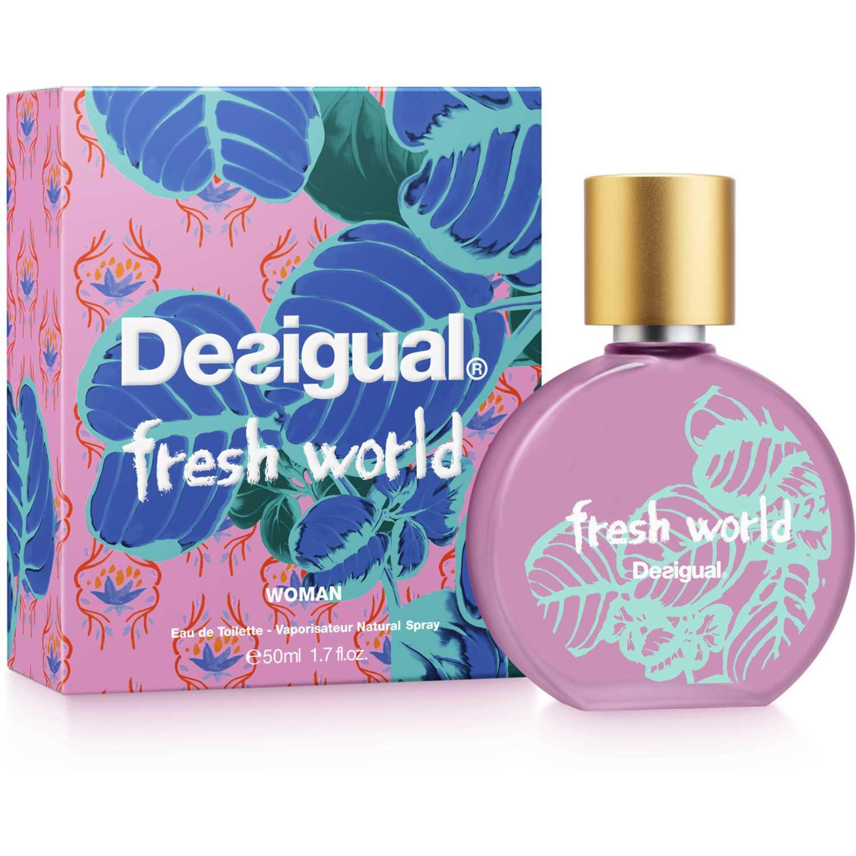 Desigual Desigual Frag Fresh World Mujer Varios Colonia