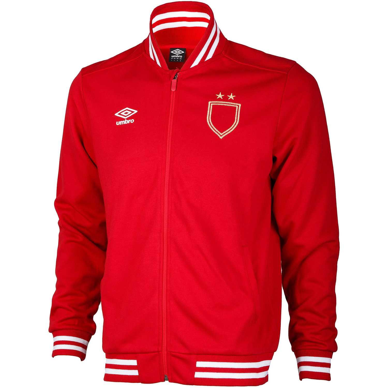 Deportivo de Niña Umbro Rojo sash ramsey jacket