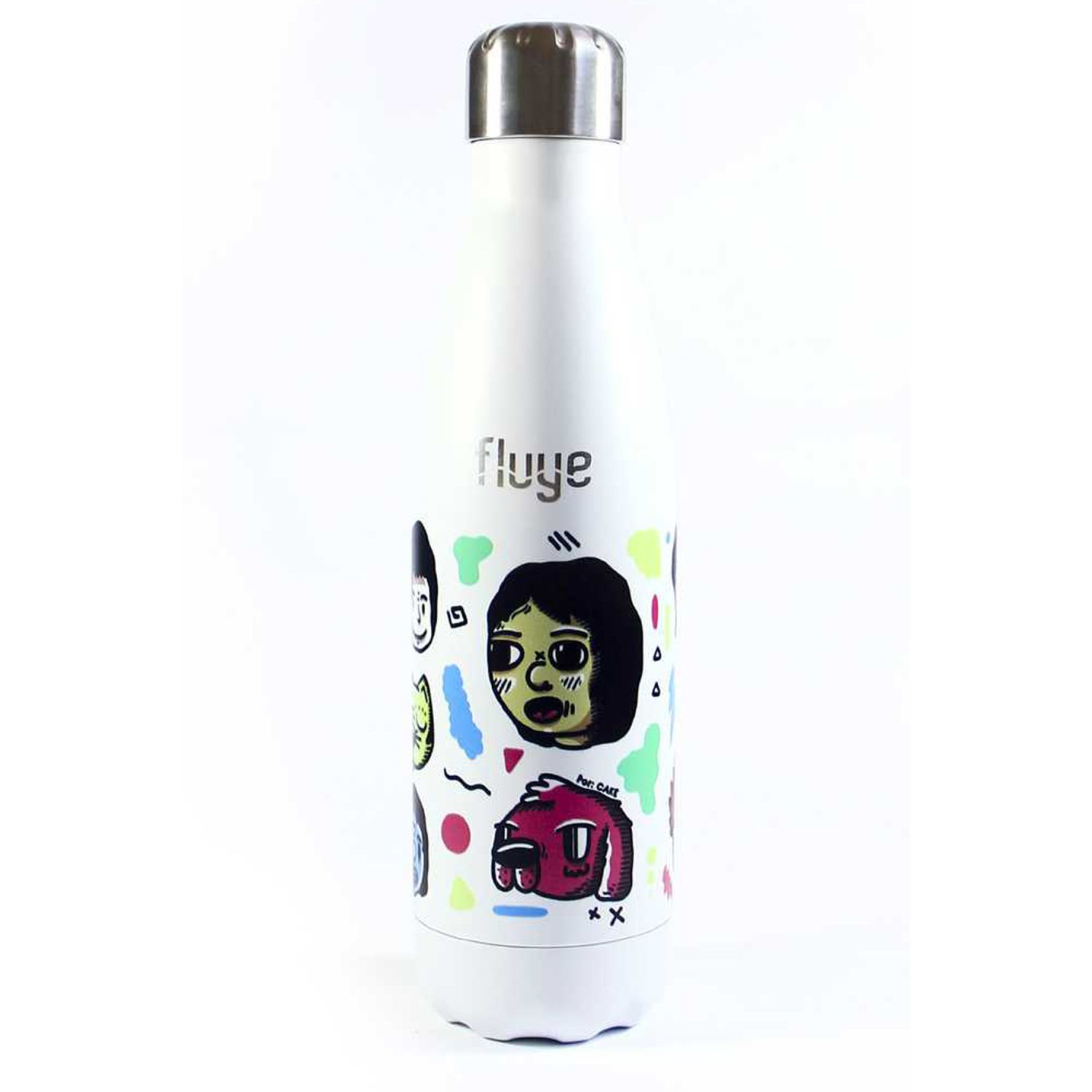 Fluye Bottle Fluyebottle-500 Blanco Tomatodo o botellas