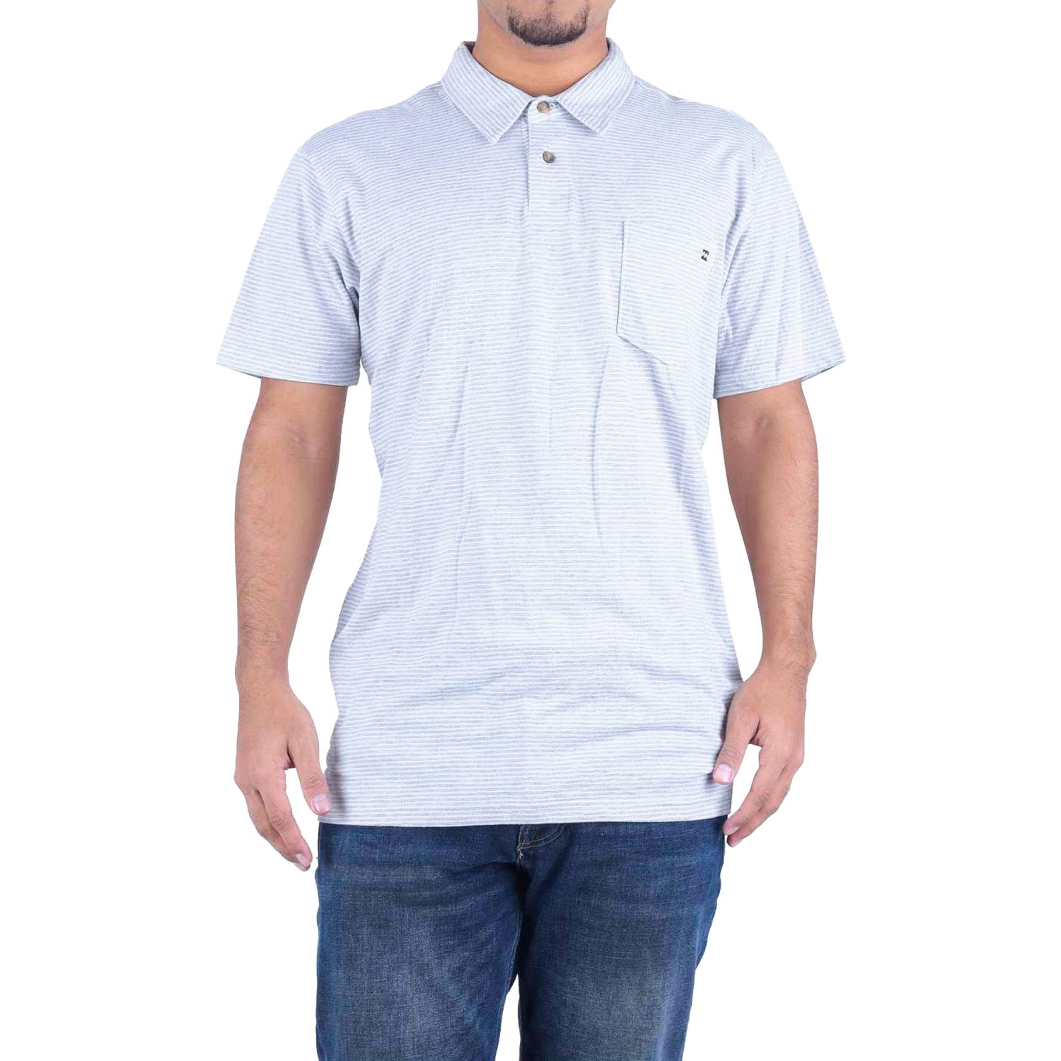 Billabong standard issue polo Gris Polos