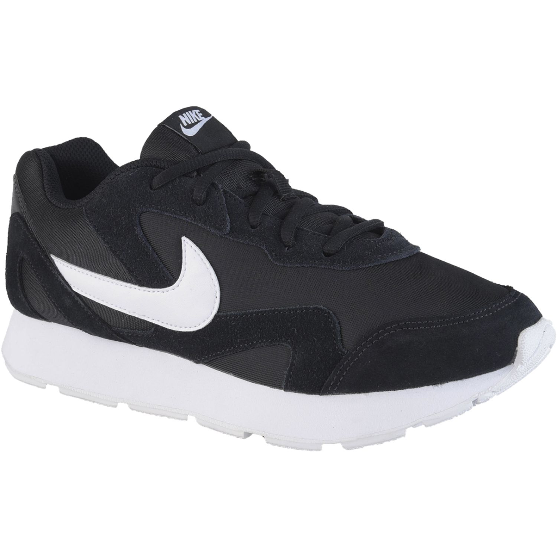 Nike nike delfine Negro / blanco Walking