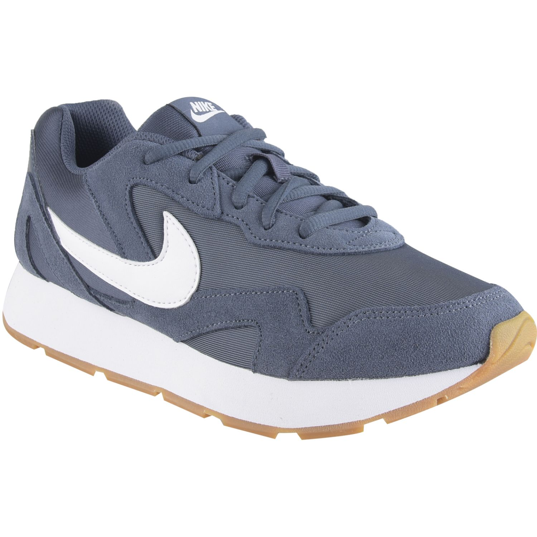 Nike nike delfine Navy / Blanco Walking