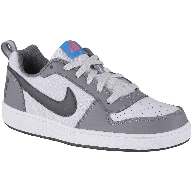 Beanie de Mujer Nike Plomo / gris nike court borough low bg