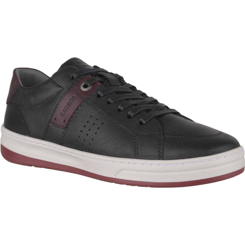 Calimod uan001 Negro Zapatillas Fashion