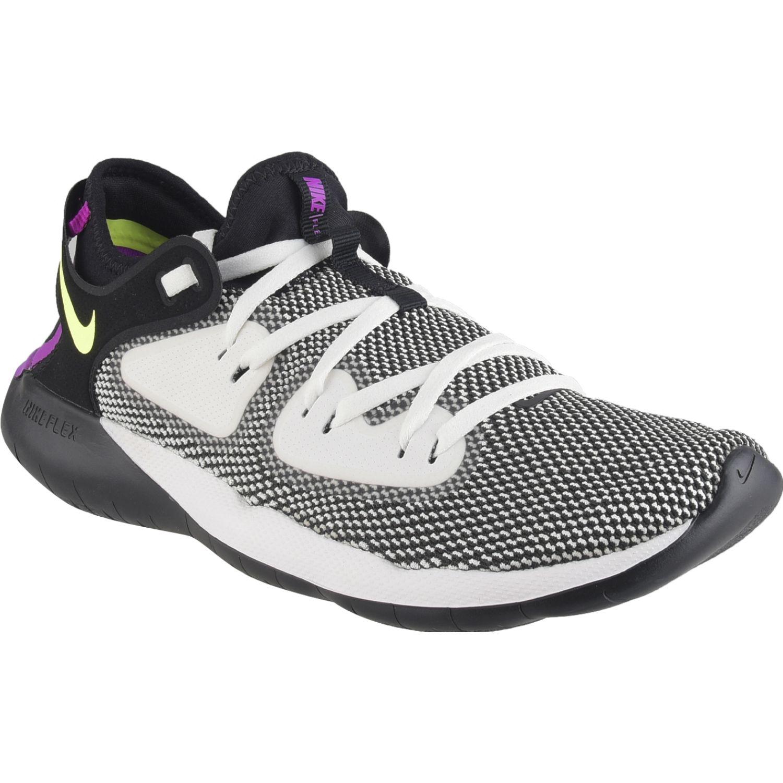 Nike nike flex 2019 rn Negro / blanco Trail Running