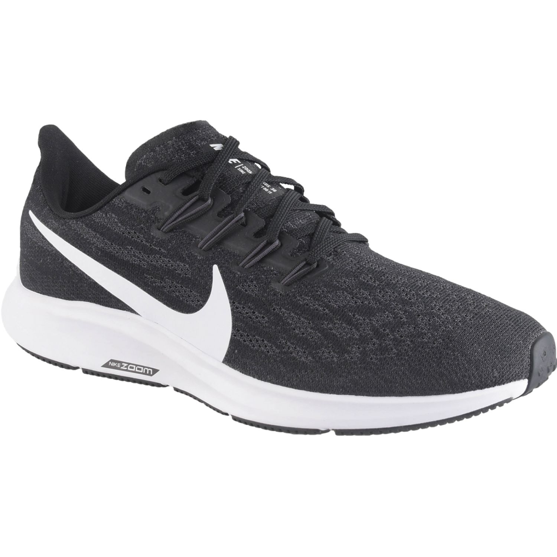 Nike nike air zoom pegasus 36 Negro / blanco Trail Running