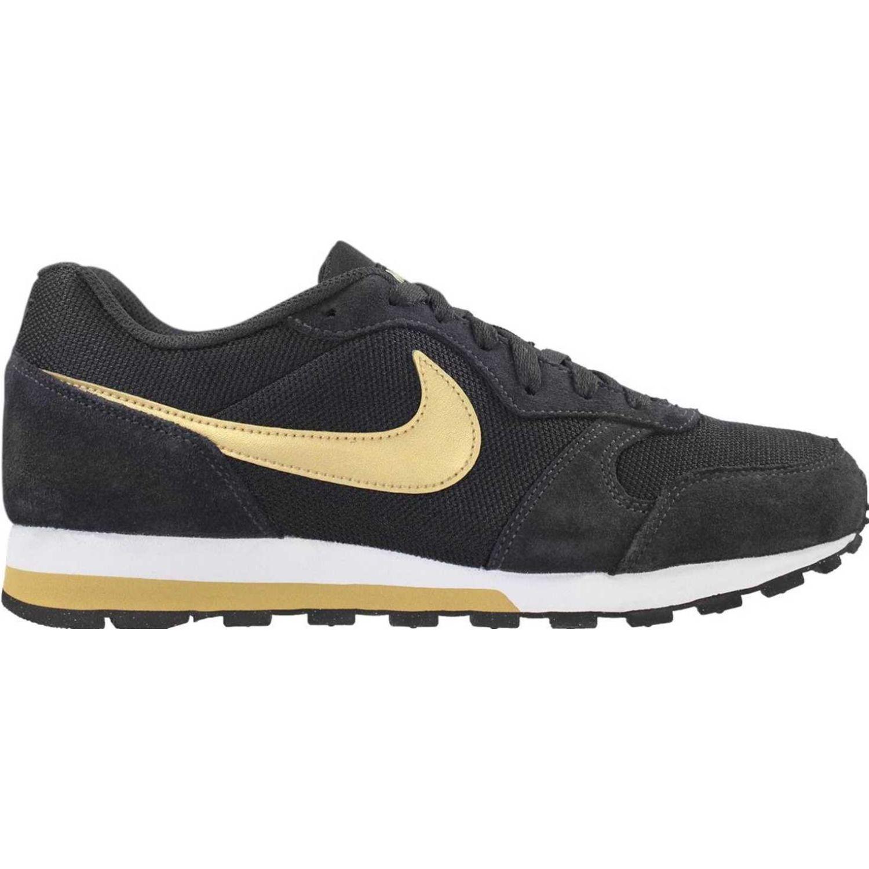 Nike Nike Md Runner 2 NEGRO / MOSTAZA Para caminar