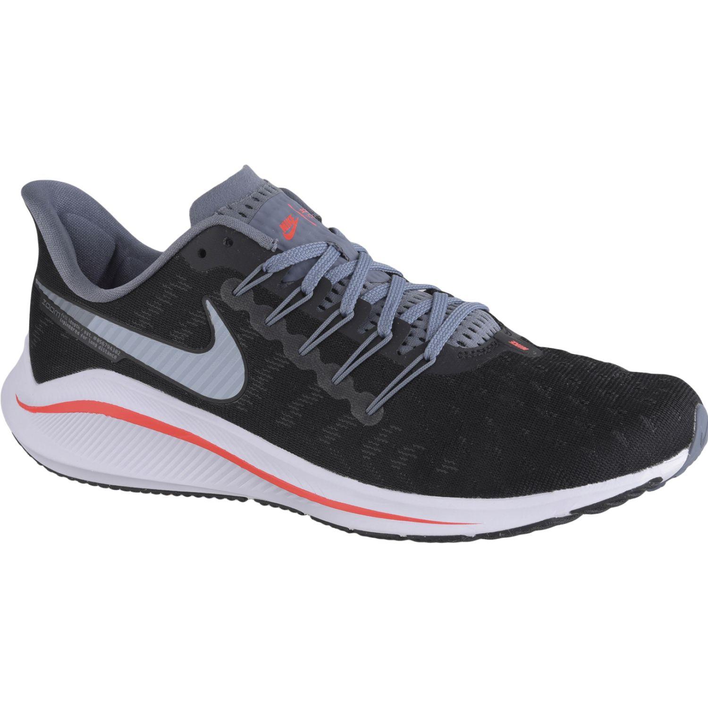 Nike nike air zoom vomero 14 Negro / blanco Running en pista