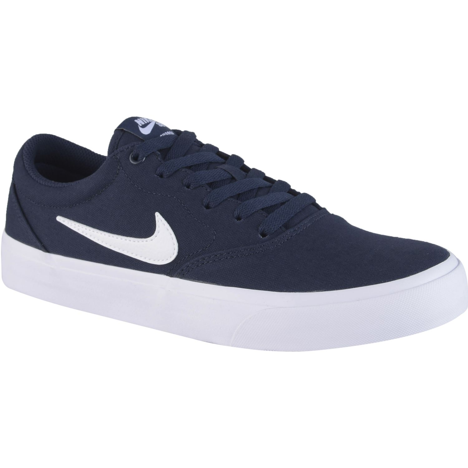 Nike nike sb charge slr Navy / Mostaza Walking