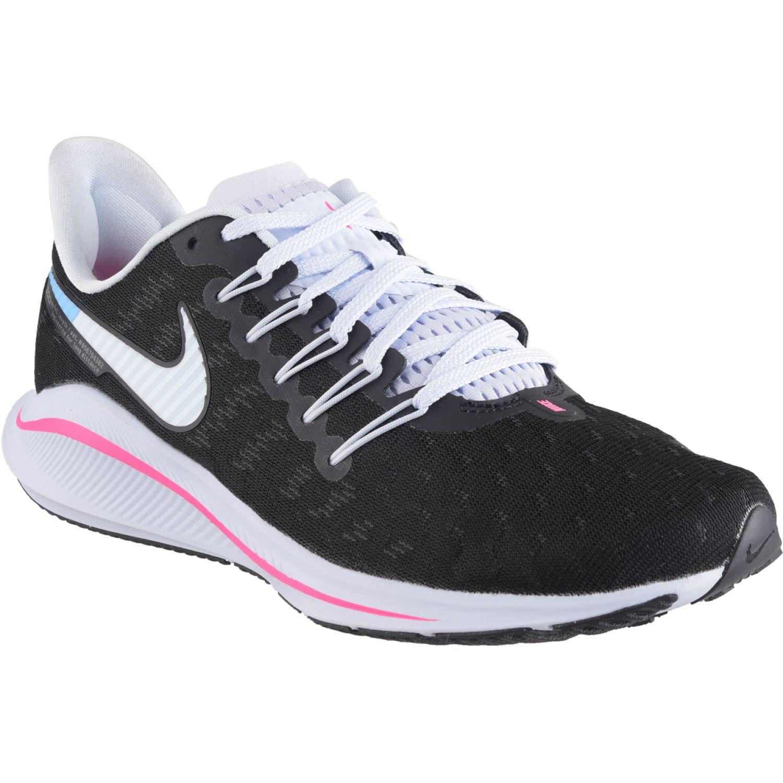 Nike Wmns Nike Air Zoom Vomero 14 Negro / blanco Correr por carretera