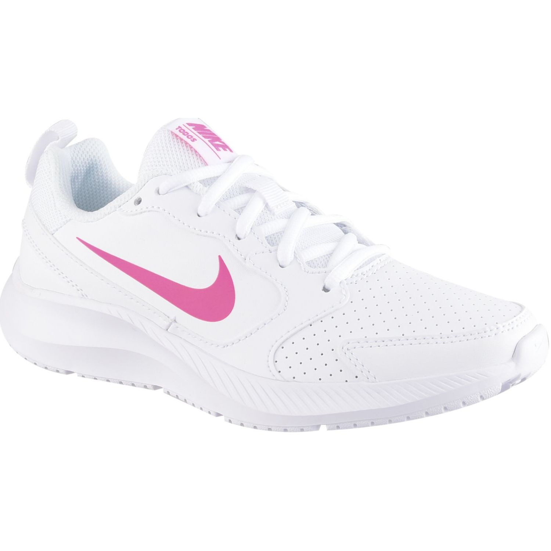 Nike Wmns Nike Todos Blanco / fucsia Calzado de correr