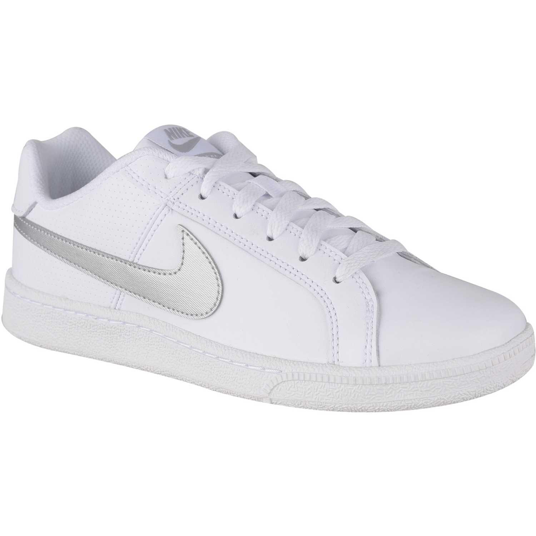 carpintero biología oído  Nike Wmns Nike Court Royale Sl Blanco / plateado Para caminar |  platanitos.com