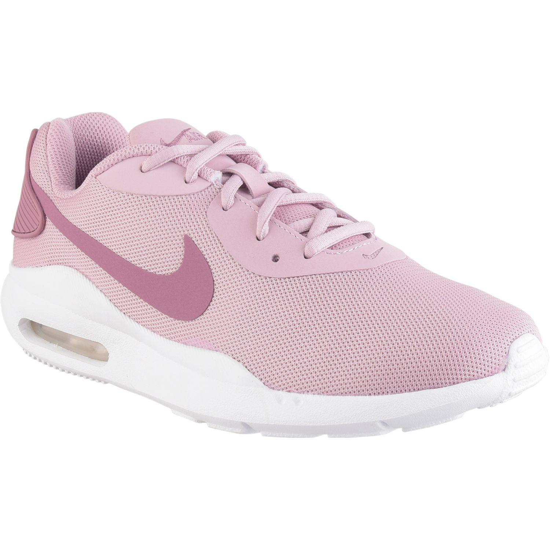 Nike wmns nike air max oketo Vino / blanco Walking