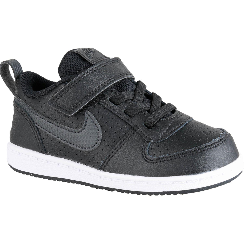 Nike court borough low ep btv Negro / blanco Muchachos