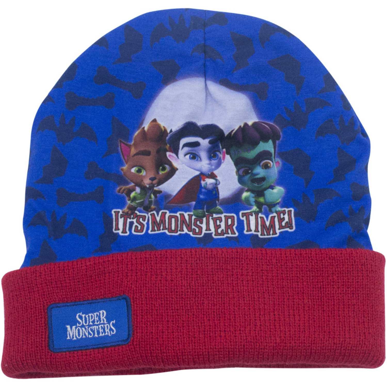 Super Monsters Gorro Invierno Super Monsters Azul / rojo Sombreros y gorros