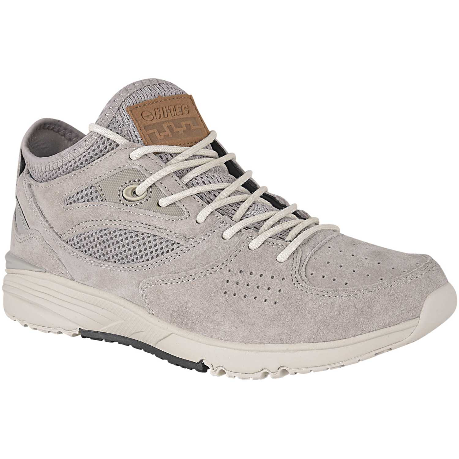 Hi-Tec x-press low womens Gris / plomo Walking