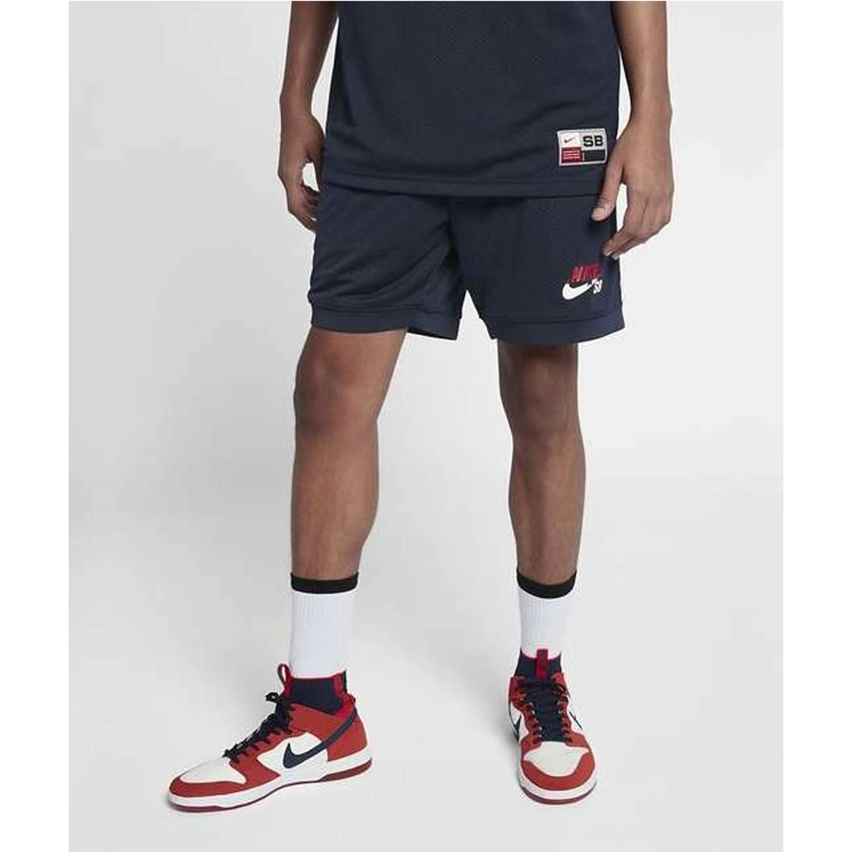 Nike m nk sb short court Navy Shorts Deportivos