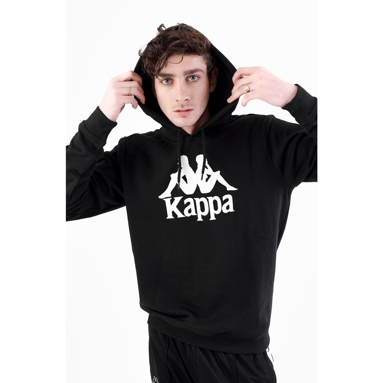Kappa Authentic Esmio Negro / blanco Hoodies deportivos